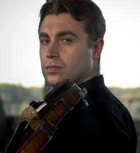 Soloist Rafal Zambrzycki-Payne